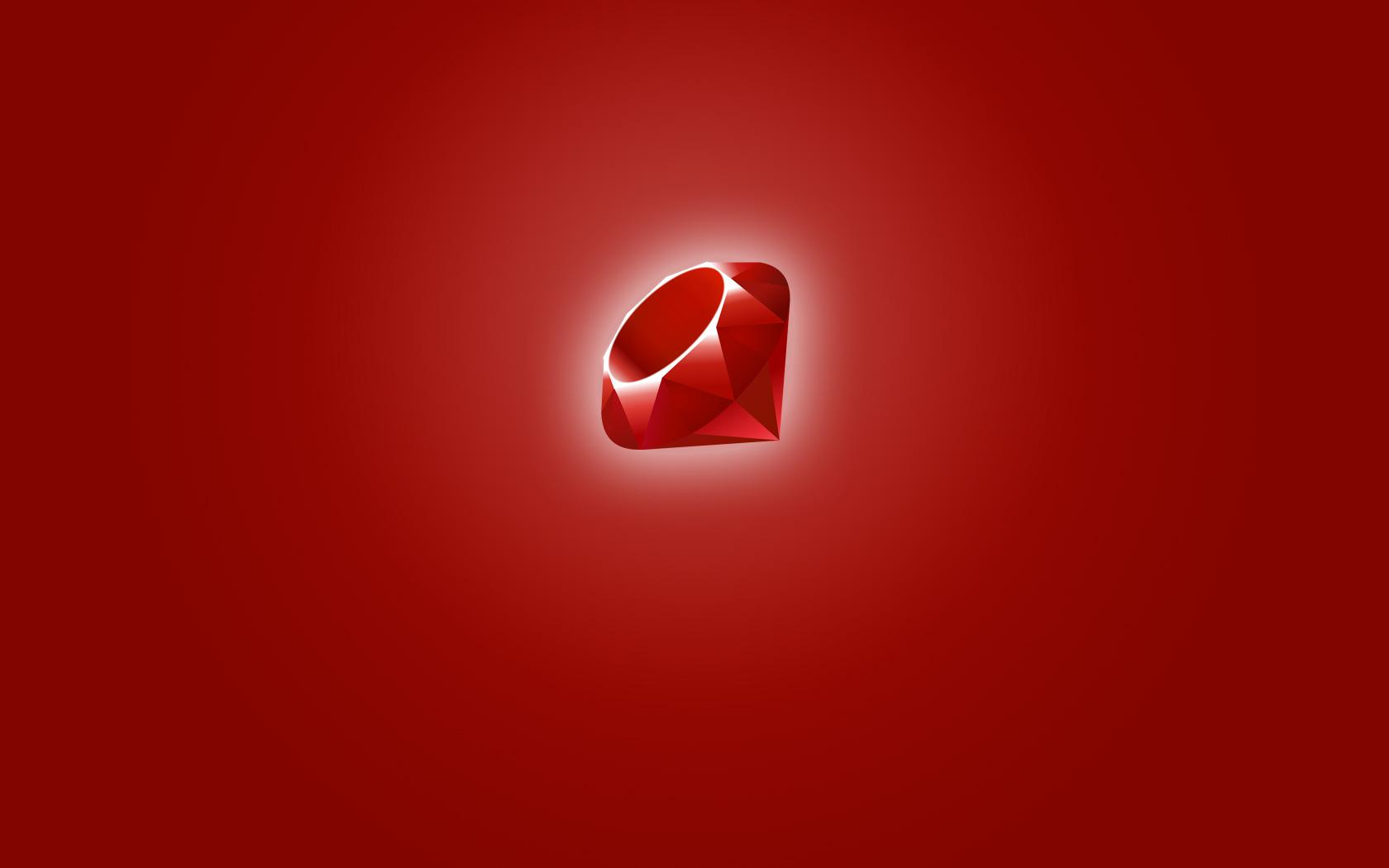 ruby desktop wallpaper
