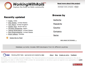 Workingwithrails