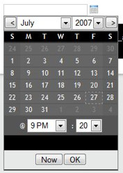 Calendar Date Select: A Lightweight, Prototype-based Date/Time