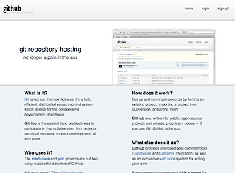 GitHub Officially Launches: Git Hosting A-Go-Go!