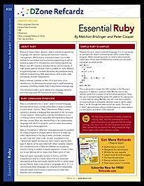Ruby Tutorial Pdf